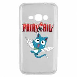 Чохол для Samsung J1 2016 Fairy tail Happy
