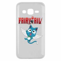 Чохол для Samsung J2 2015 Fairy tail Happy