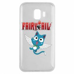 Чохол для Samsung J2 2018 Fairy tail Happy