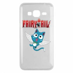 Чохол для Samsung J3 2016 Fairy tail Happy