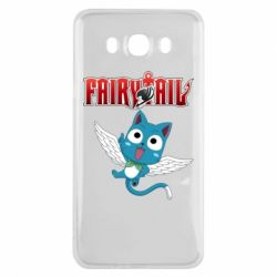 Чохол для Samsung J7 2016 Fairy tail Happy