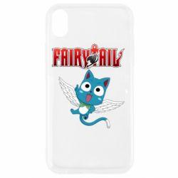 Чохол для iPhone XR Fairy tail Happy