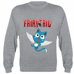 Реглан (світшот) Fairy tail Happy