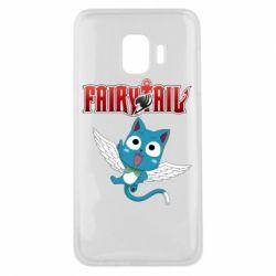 Чохол для Samsung J2 Core Fairy tail Happy