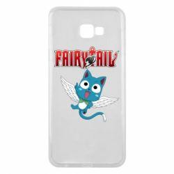 Чохол для Samsung J4 Plus 2018 Fairy tail Happy