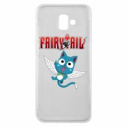 Чохол для Samsung J6 Plus 2018 Fairy tail Happy