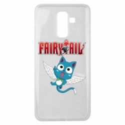Чохол для Samsung J8 2018 Fairy tail Happy