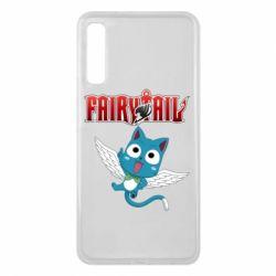 Чохол для Samsung A7 2018 Fairy tail Happy