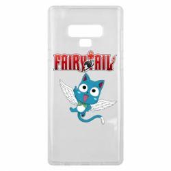 Чохол для Samsung Note 9 Fairy tail Happy