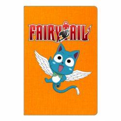 Блокнот А5 Fairy tail Happy