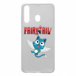 Чохол для Samsung A60 Fairy tail Happy