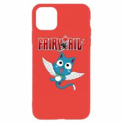 Чохол для iPhone 11 Fairy tail Happy