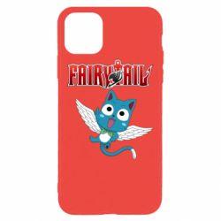 Чохол для iPhone 11 Pro Max Fairy tail Happy