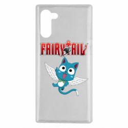 Чохол для Samsung Note 10 Fairy tail Happy