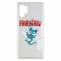Чохол для Samsung Note 10 Plus Fairy tail Happy