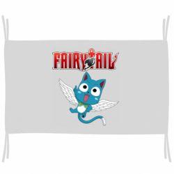 Прапор Fairy tail Happy