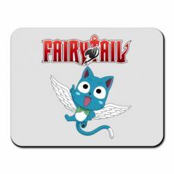 Килимок для миші Fairy tail Happy