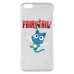 Чохол для iPhone 6 Plus/6S Plus Fairy tail Happy