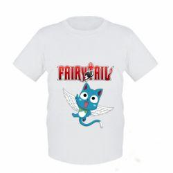 Дитяча футболка Fairy tail Happy