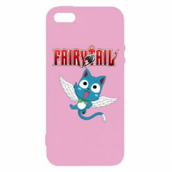 Чохол для iphone 5/5S/SE Fairy tail Happy