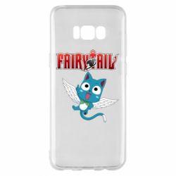 Чохол для Samsung S8+ Fairy tail Happy
