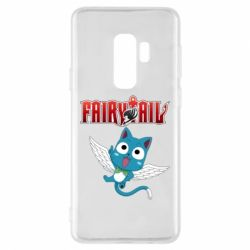 Чохол для Samsung S9+ Fairy tail Happy