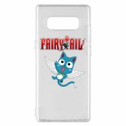 Чохол для Samsung Note 8 Fairy tail Happy