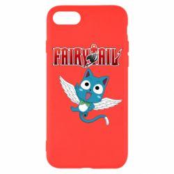 Чохол для iPhone 8 Fairy tail Happy