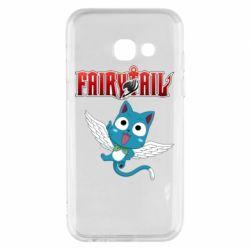 Чохол для Samsung A3 2017 Fairy tail Happy