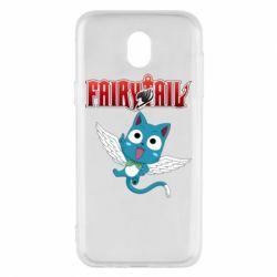 Чохол для Samsung J5 2017 Fairy tail Happy