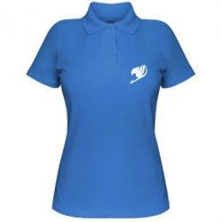 Жіноча футболка поло Fairy tail