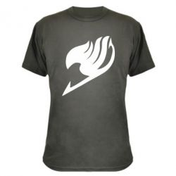 Камуфляжна футболка Fairy tail