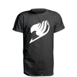 Подовжена футболка Fairy tail
