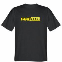 Футболка Fake Taxi Logo