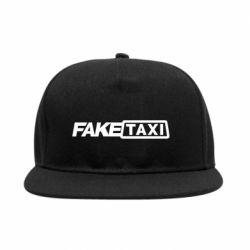Снепбек Fake Taxi Logo