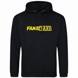 Мужская толстовка Fake Taxi Logo