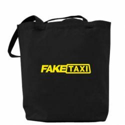 Сумка Fake Taxi Logo