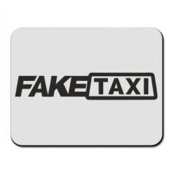 Коврик для мыши Fake Taxi Logo