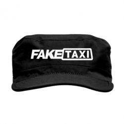 Кепка милитари Fake Taxi Logo
