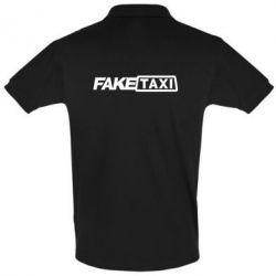 Футболка Поло Fake Taxi Logo