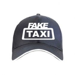 Кепка Fake Taxi