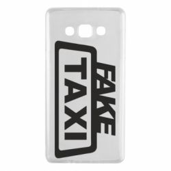 Чохол для Samsung A7 2015 Fake Taxi