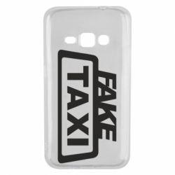 Чохол для Samsung J1 2016 Fake Taxi