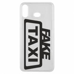 Чохол для Samsung A6s Fake Taxi