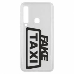 Чохол для Samsung A9 2018 Fake Taxi