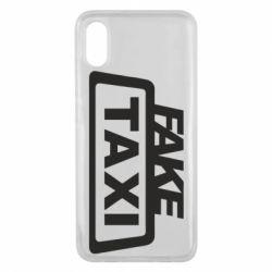 Чохол для Xiaomi Mi8 Pro Fake Taxi