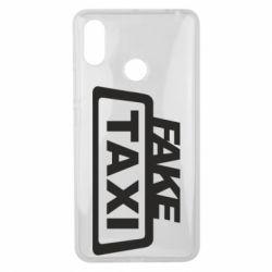 Чохол для Xiaomi Mi Max 3 Fake Taxi
