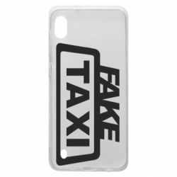 Чохол для Samsung A10 Fake Taxi