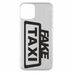 Чохол для iPhone 11 Fake Taxi