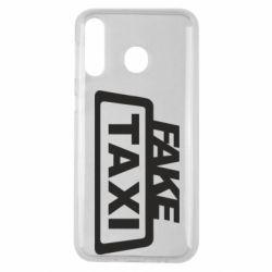Чохол для Samsung M30 Fake Taxi